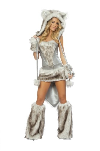 J. Valentine Women's Big Bad Wolf Costume
