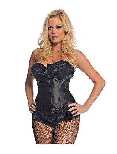 Underwraps Women's Bustier Lace