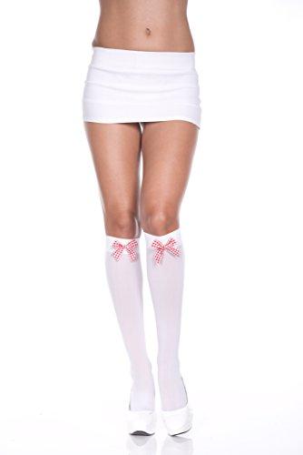 MUSIC LEGS Women's Plain Mini Skirt