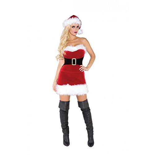 Underwraps Women's Mistress Claus
