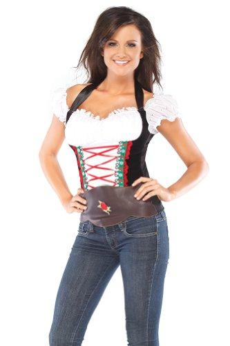 Coquette Women's Beer Girl Bustier