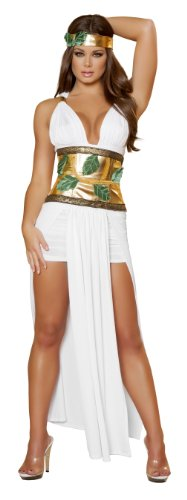 Roma Costume 4 Piece Divine Goddess Costume