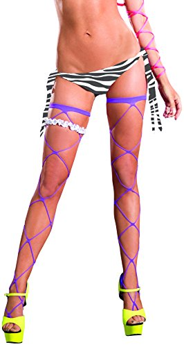 Raveware Lingerie Women's Short Side Tie Panty with Scrunch Back