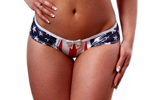 BodyZone Women's Star Back Panty