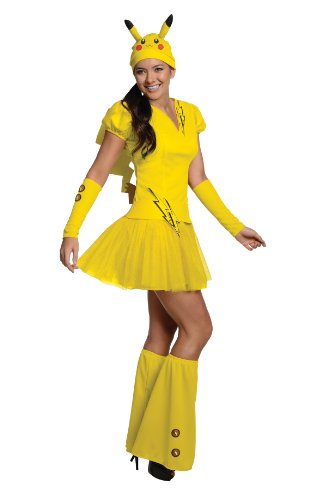 Rubie's Costume Pokémon Female Pikachu Costume