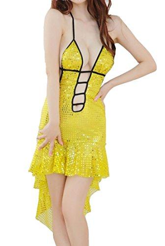 Sexy Lingerie Women Intimate Dress Erotic Stripper Sleep Dress