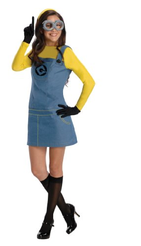 Rubie's Women's Despicable Me 2 Minion Costume with Accessories
