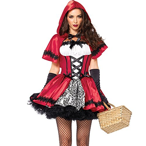 SVANCE Adult Halloween Party Funny Costumes Clothing for Womens and Sexy Girls,Small-Plus Size. (M(CN))