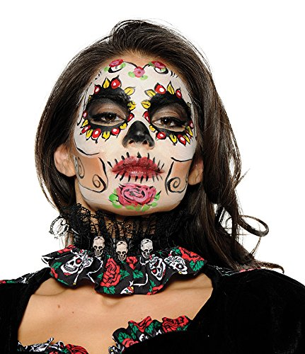 Women's Day Of The Dead Costume – Choker Necklace