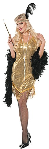 Swingin Adult Costume Gold – Small