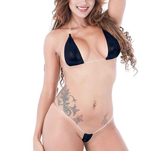 Riverlily Women Sexy Lingerie Sex Costumes Bikini Lingerie Underwear Erotic Binding Babydoll